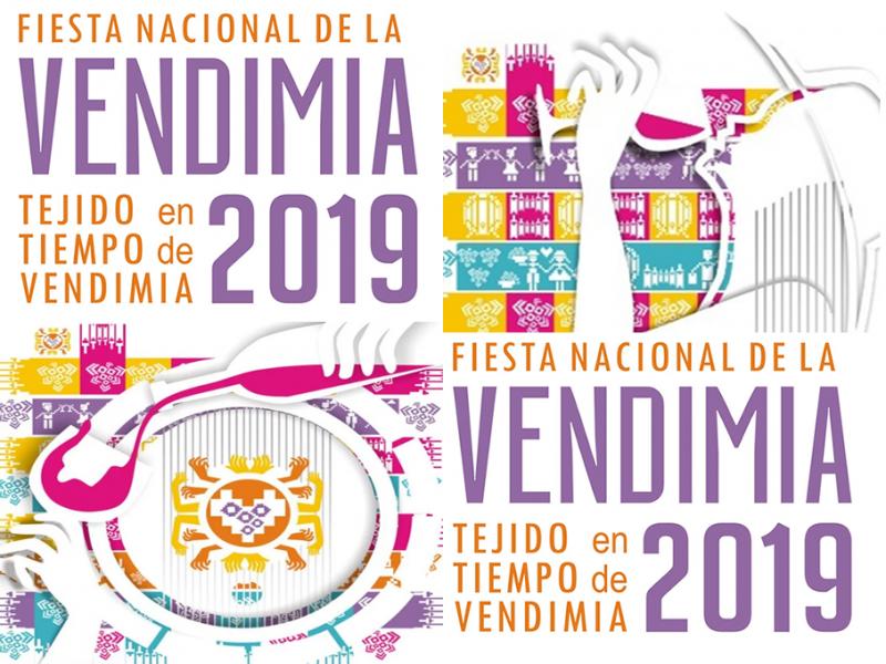 Concurso para elegir la gráfica de la Vendimia 2020
