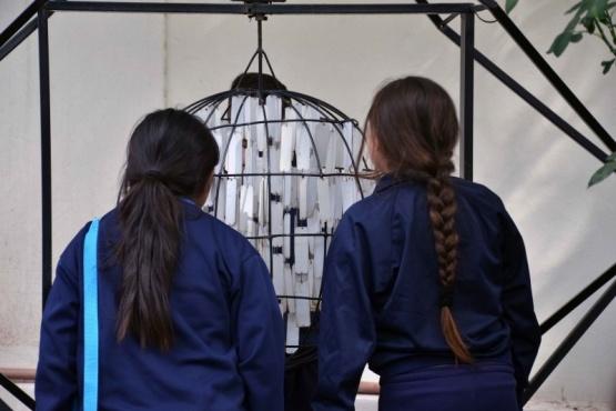 El arte le abre sus puertas a las escuelas del departamento