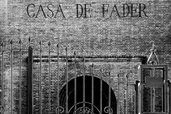 Visitas guiadas para recorrer las obras del Fader