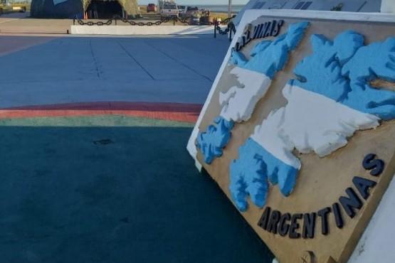 Primer video oficial del Ejército sobre la guerra de Malvinas