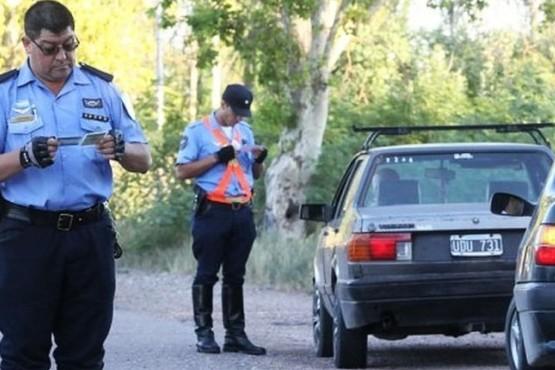 Operativo Vial por Semana Santa: 350 Policías en controles viales
