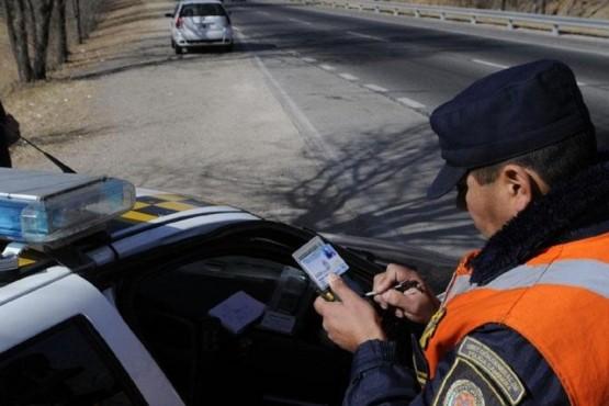Sanciones a conductores ebrios