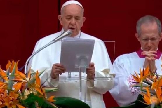 El Papa Francisco hizo una firme defensa de la paz en el mundo