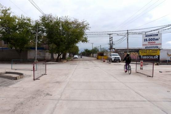Hay tránsito habilitado en Pedro del Castillo y Bolivia