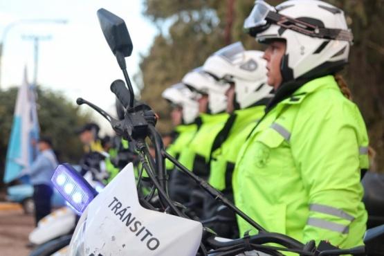 Se inauguró la Delegación de la Policía Municipal de Agrelo