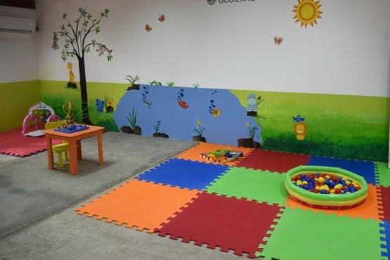 Inauguran espacio para la detección temprana de discapacidades