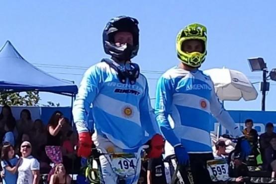 Federico Villegas a los Panamericanos y Mundiales de BMX