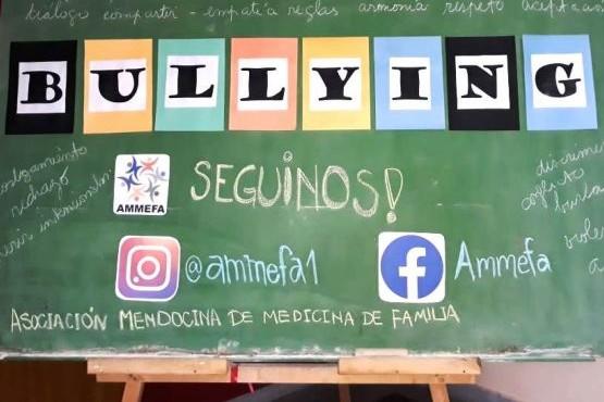 """Bullying en el contexto escolar"""
