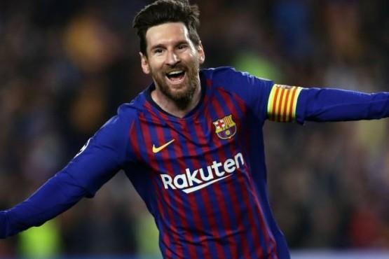 Messi es el deportista mejor pago del planeta