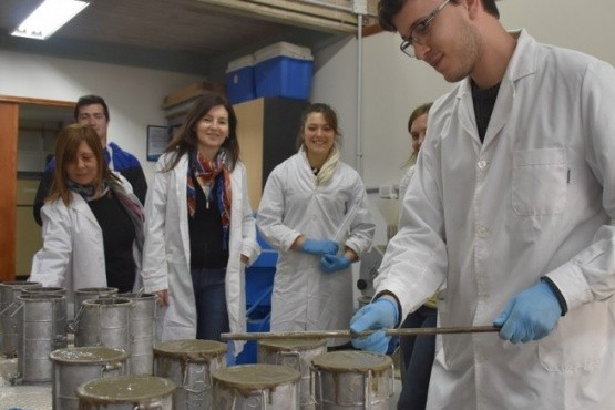 Investigadores exploran la construcción de cemento con plástico