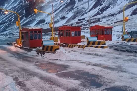 Recomendaciones por nevadas en alta montaña