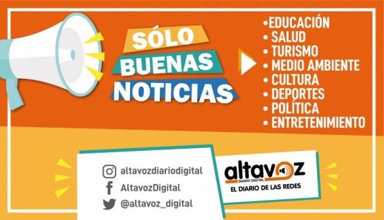 Las buenas noticias, están en Altavoz!!