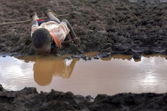 1 de cada 3 personas en el mundo no tiene acceso al agua potable