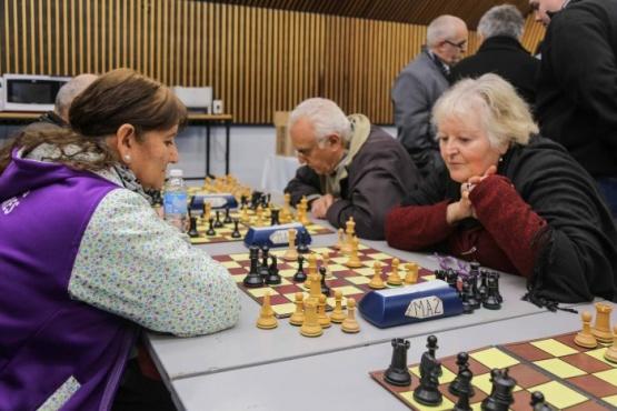 Juegos Sanmartinianos adultos mayores
