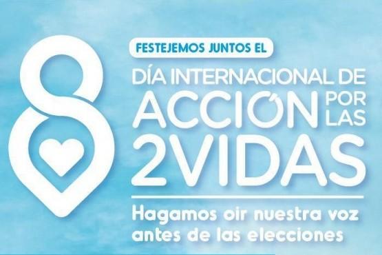 """Se celebra el """"Día Internacional de Acción por las 2 Vidas"""""""