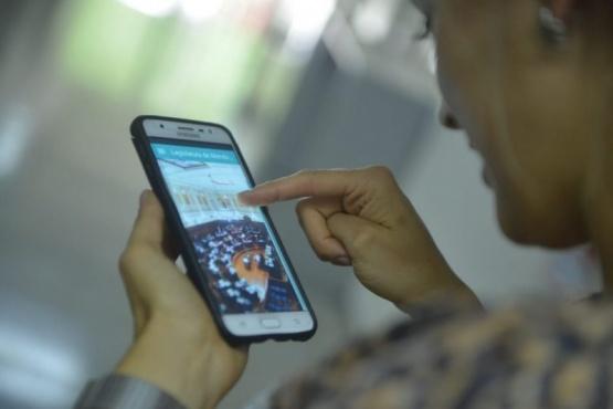 Se renueva el Centro de Información con una app