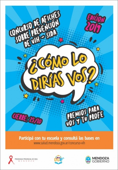 Concurso sobre prevención de VIH-Sida