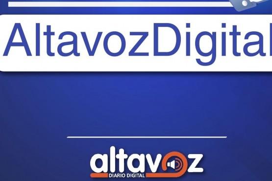El ganador del viaje reconoce la tarea regional de Altavoz Digital