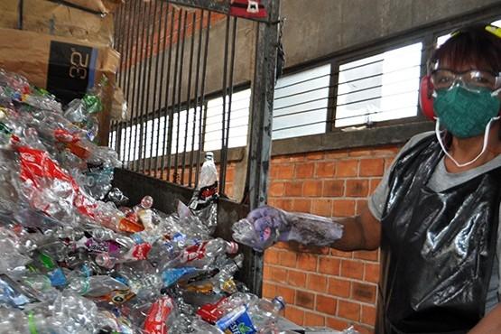 Promueven el asociativismo en la gestión de residuos