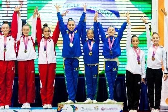 Sudamericano de gimnasia Aeróbica