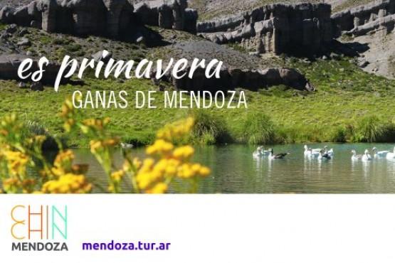 Campaña Ganas de Mendoza