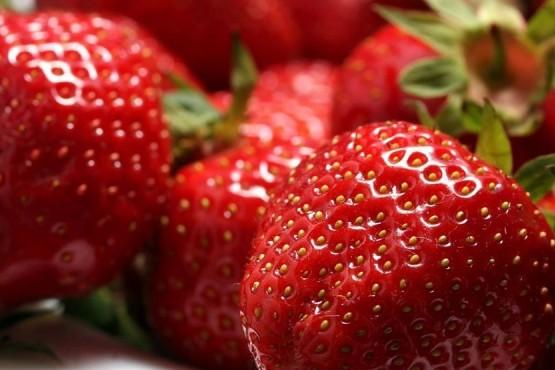 Frutilla, la tentación de temporada