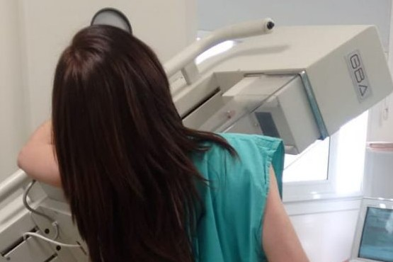 Campaña para prevenir el cáncer de mama