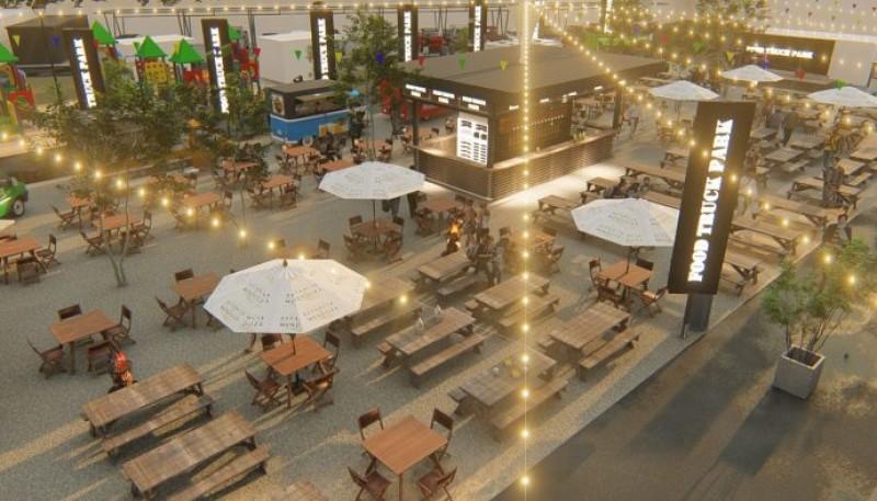 Food Park, el primer shopping gastronómico a cielo abierto