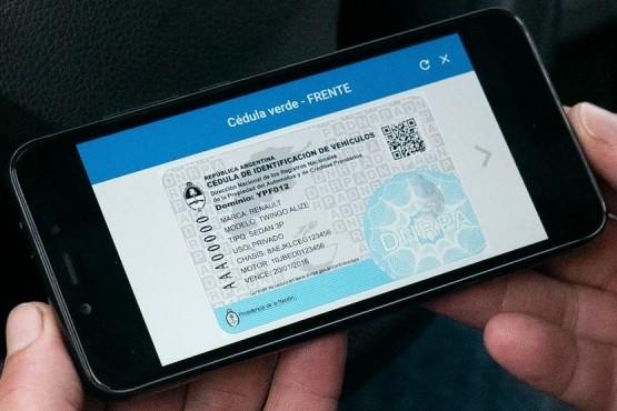 DNI y documentación en tu celular