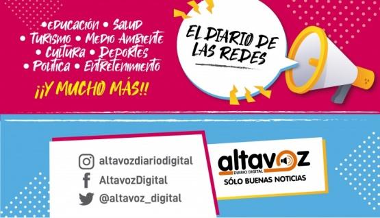 Altavoz digital - Sólo buenas noticias