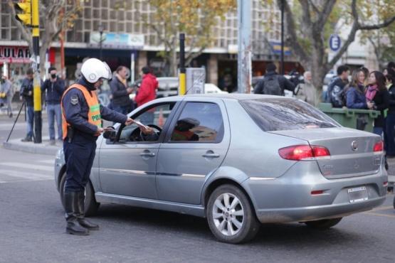 Endurecimiento de las multas viales