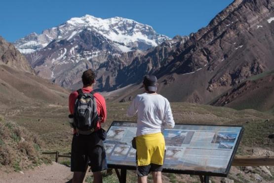 Temporada del Parque Provincial Aconcagua