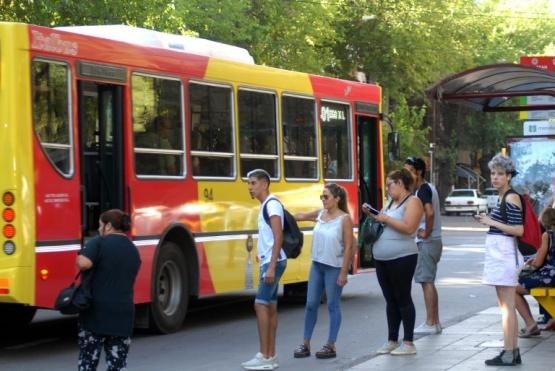 Consultas en la web sobre horarios y recorridos del transporte público