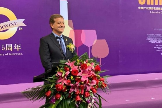 Mendoza será coorganizadora de la Interwine China