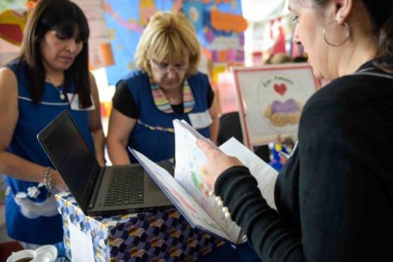 Encuentro docente por Programa de Alfabetización