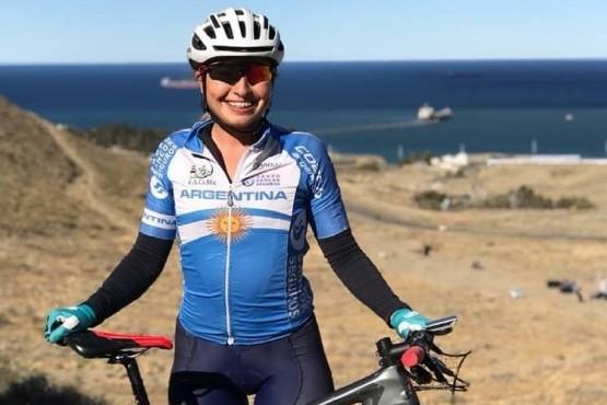 Valentina Santomartino campeona Panamericana de Mountain Bike