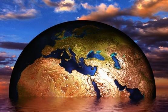 El cambio climático como problema global