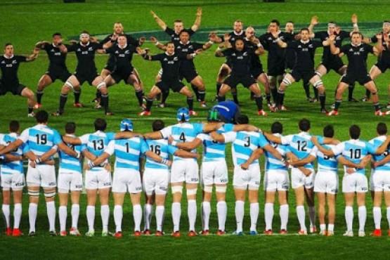 Los Pumas ante All Blacks en Mendoza