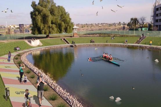 Maipú tendrá el segundo lago urbano más importante de la provincia