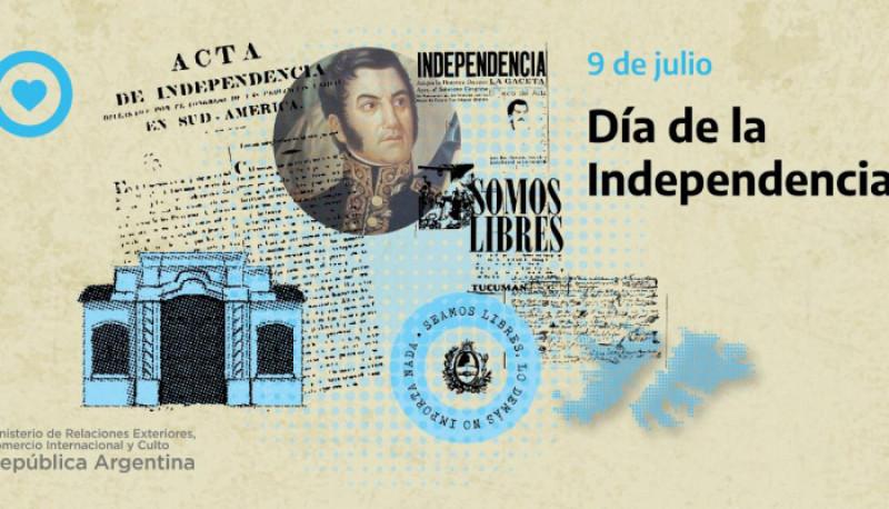 Día de la Independencia en Argentina