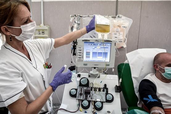 Mendoza adherirá a la ley nacional sobre la donación de plasma