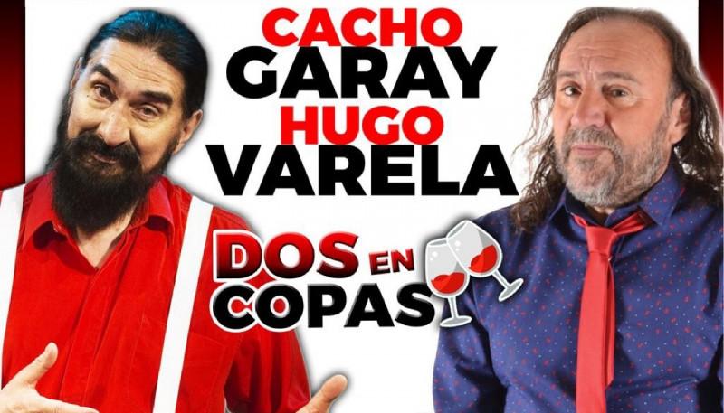 Cacho Garay y Hugo Varela, llegan con su divertidísimo show a Imperial Maipú
