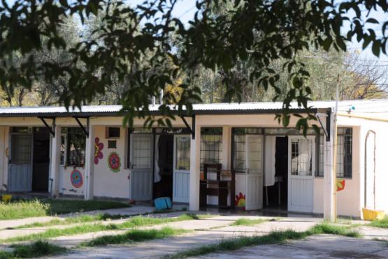 Infraestructura finalizó la reparación de la Escuela Especial 7-010 de Las Heras