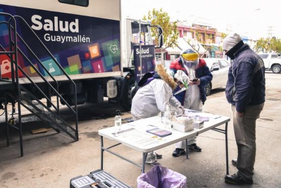 Guaymallén: Controles gratuitos de salud en diversos puntos del departamento