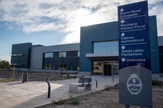 Suarez inauguró el Polo Judicial y Mendoza se convierte en pionera en la prestación de servicios de Justicia